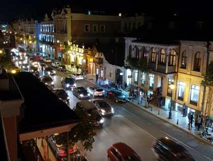 Продается гостиница на улице Агмашенебели в Тбилиси