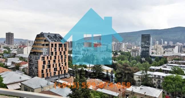 Продается 3 комнатная квартира пентхаус в новостройке в Тбилиси район Сабуртало