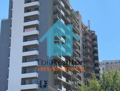 Продается 1 комнатная квартира в новостройке в Тбилиси рядом с метро Варкетили