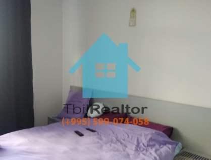 Продается 2 комнатная квартира в новостройке в Тбилиси Ваке Кипшидзе