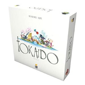 """Tokaido"" box art, game created by Funforge."