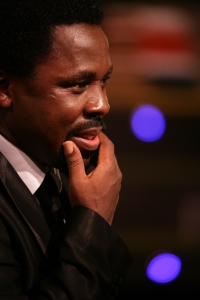 Prophet TB Joshua - All these things are not brought to pass by anything done by me. Therefore, all boasting is excluded.