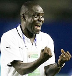 Coach Silas Tetteh - Guided the Black Satellites to historic victory