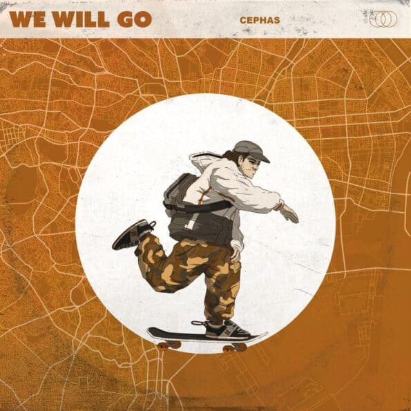"""Cephas is where real hip hop and evangelism meet. """"We Will Go"""" Is Proof!"""