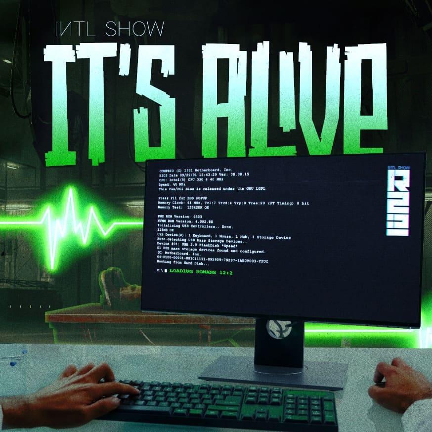 "International Show ""It's Alive"""