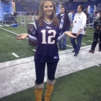 In honor of the start of Patriots football, a very special #wouldwife