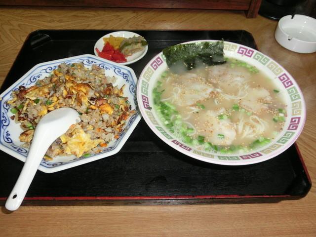 大鳳飯店のラーメン