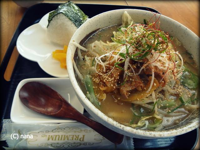 麺処 咲耶 みちのえきのラーメン