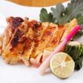 三河地鶏の柚子胡椒焼