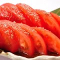 ・ひんやりトマトスライス