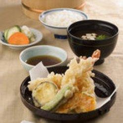 割烹よし田 - 昼定食(天ぷら定食)