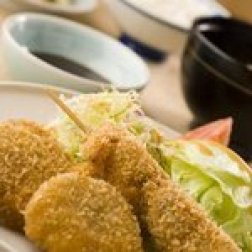 割烹よし田 - 昼定食(とんかつ定食)