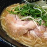 Antaga大正 - 濃厚鶏麺(800円)を頂きました。