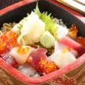 海鮮バラちらし丼