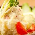 北寄貝のポテトサラダ
