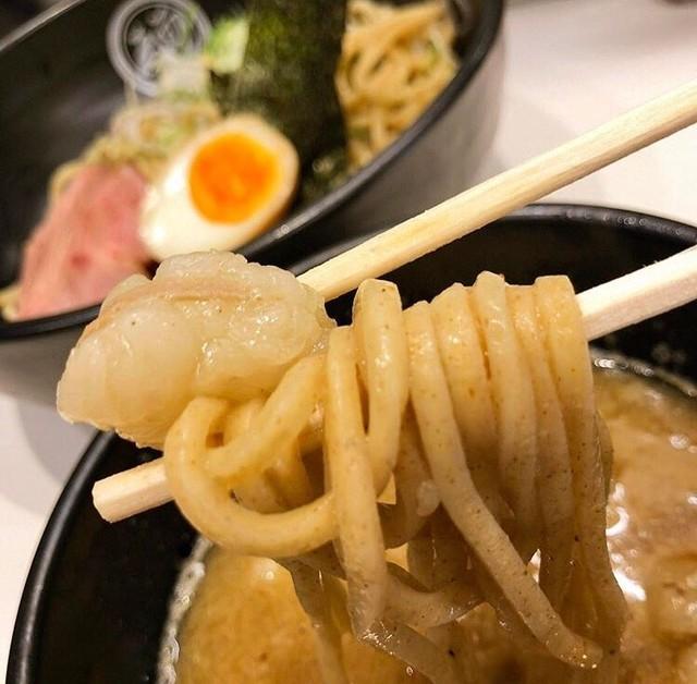 つけ麺Tetsujiのラーメン