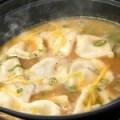 名代 炊餃子~鶏白湯スープに、アゴ出汁のダブルスープ~