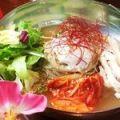 韓国サラダ冷麺
