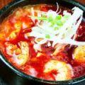 スンドゥブ(豆腐)チゲ