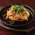 お豆腐の五目ハンバーグ