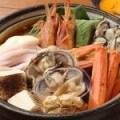 海鮮寄せすき焼き鍋(一人前)