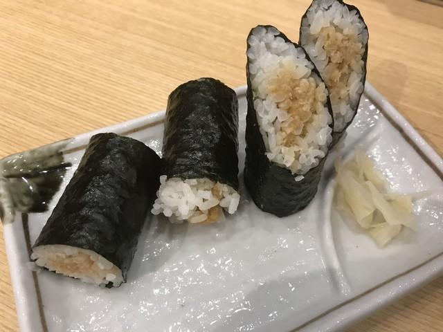 弟子屈ラーメン 福岡空港店のラーメン
