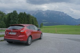 Ford Focus Panorama