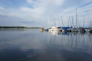 Chiemsee Segelboote