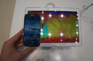 Galaxy Note 10.1 Galaxy S4