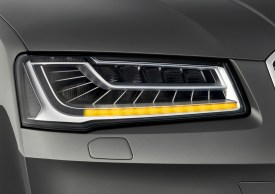 Audi A8 Matrix LED