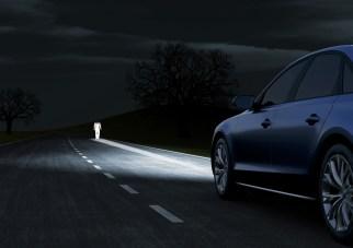 Audi A8 Matrix LED