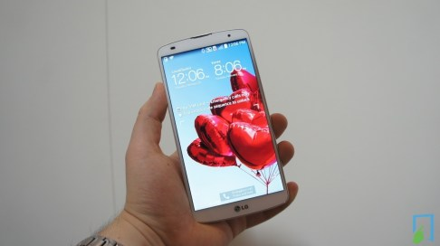 LG G Pro 2 Kurztest
