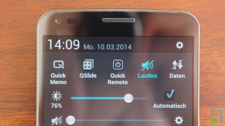 LG G Flex Display