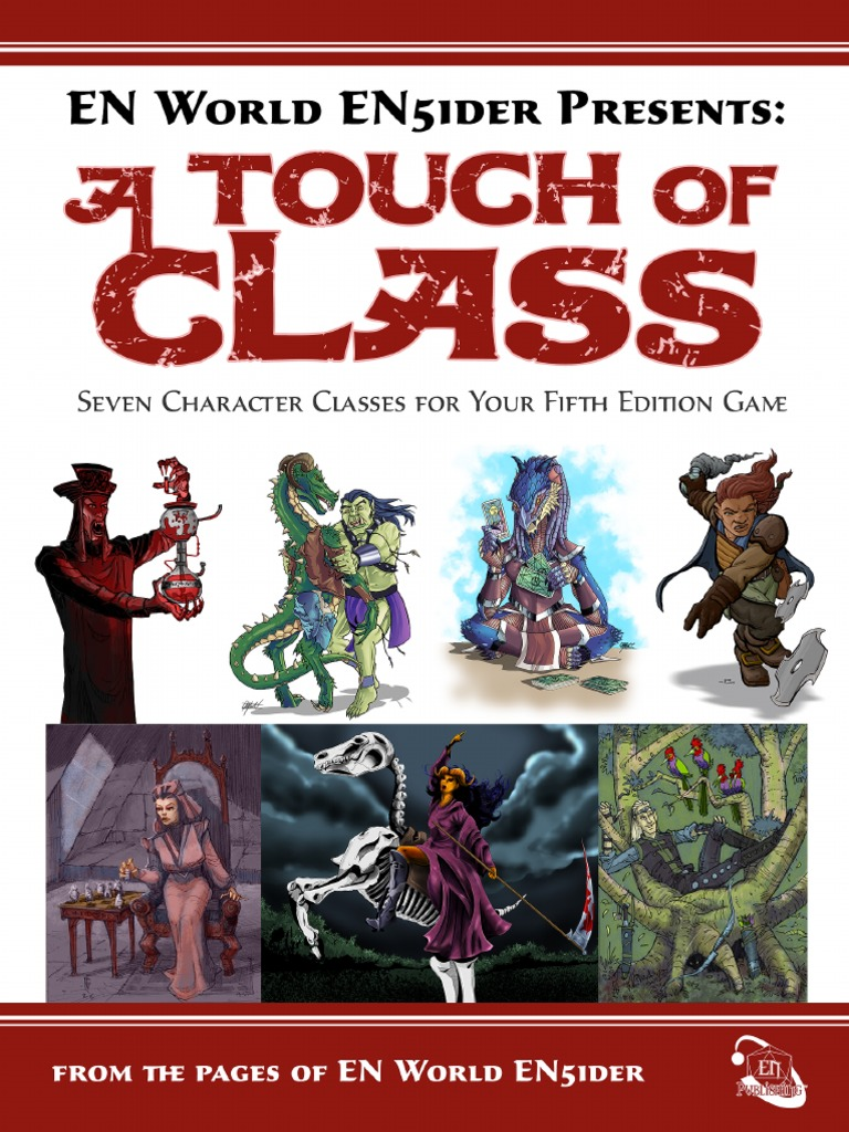 A Touch of Class (Part 2 of 2) – TBM Games