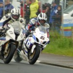 Michael Dunlop v William Dunlop at 2014 NW200