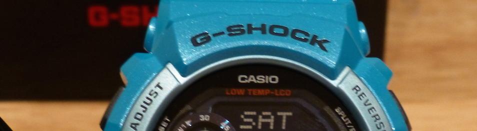 G-Shock GLS-8900-2ER