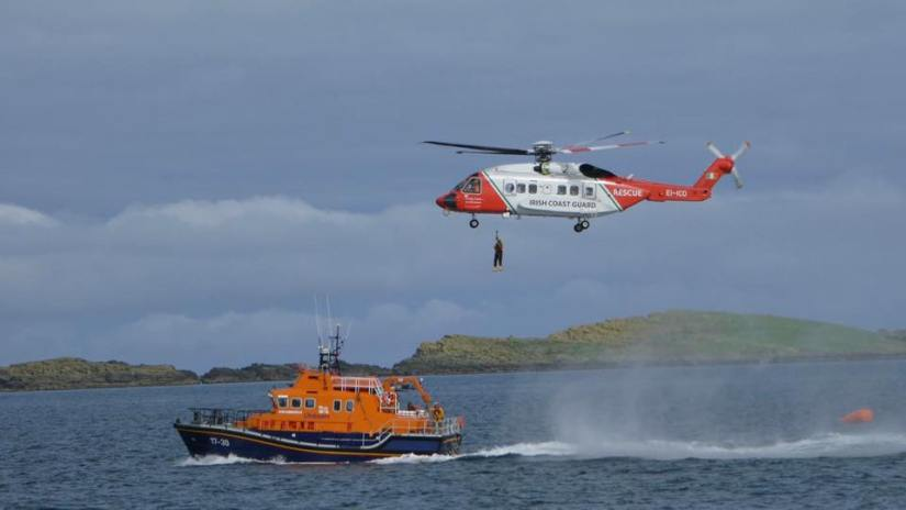 Rescue 116 Irish Coastguard