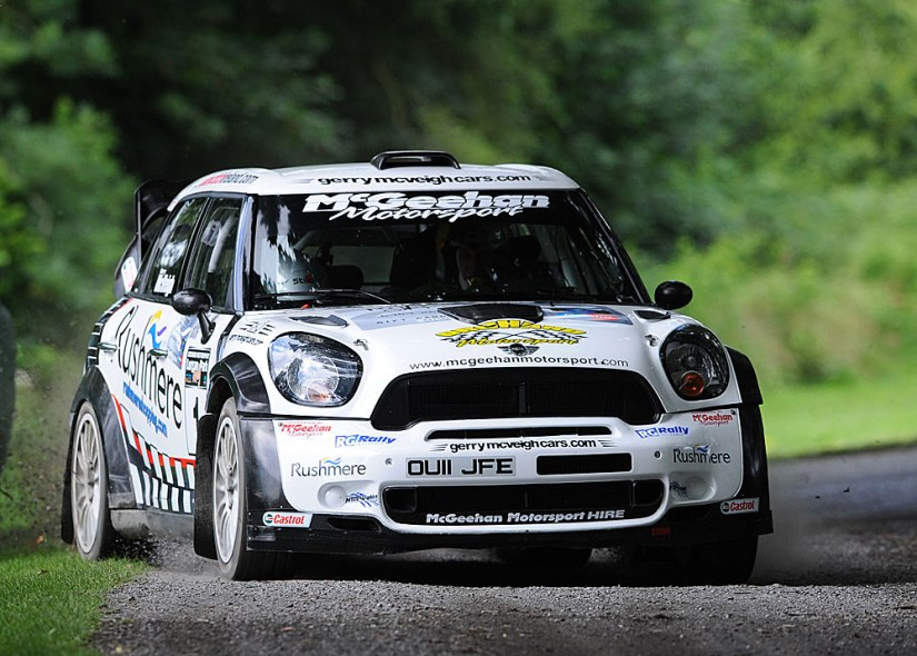 Lurgan Park Rally 2017 - Cancelled