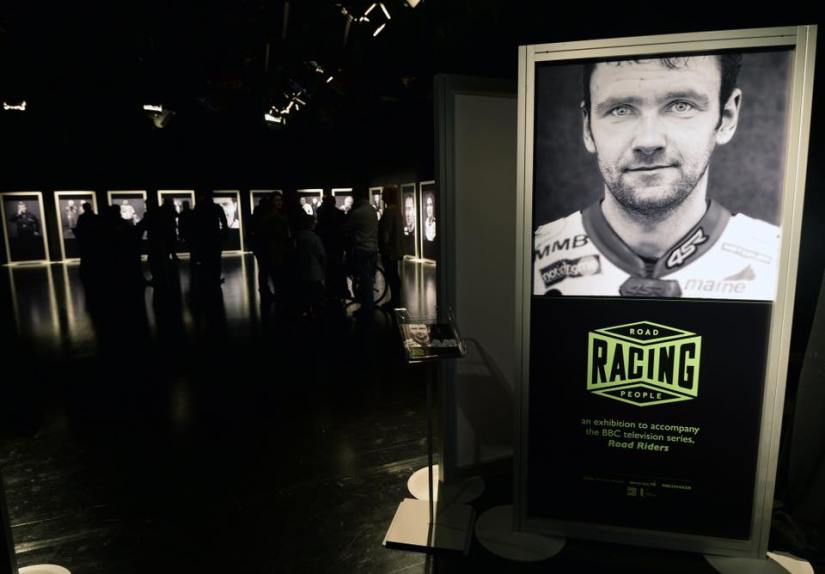 BBC Photography Exhibition : Road Racing People
