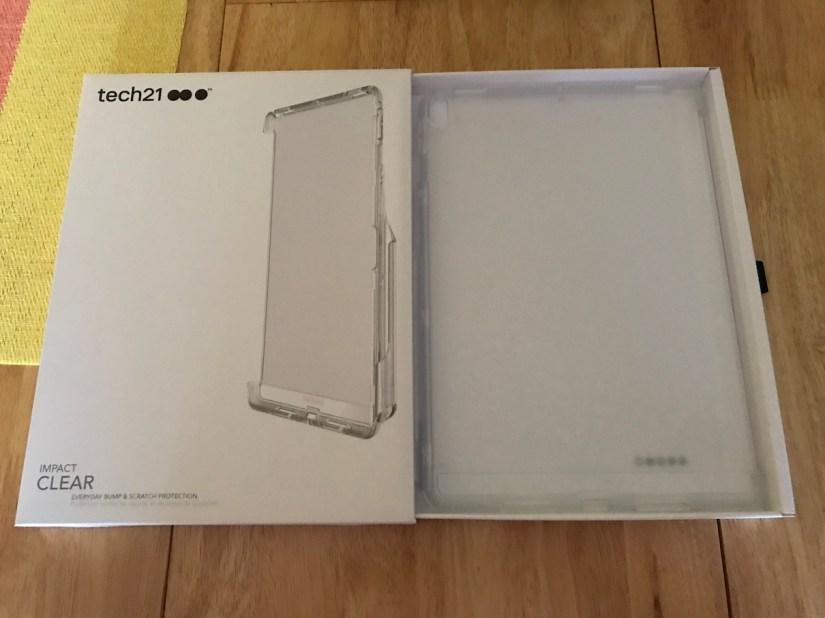 Tech21 Impact Clear (Rear) Case
