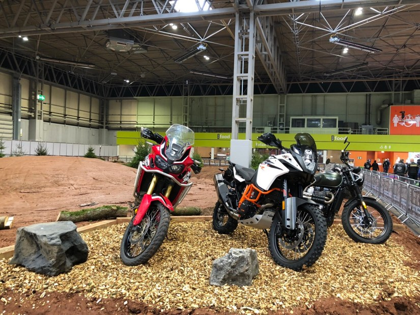 Motorcycle Live - Adventure Bike Activity