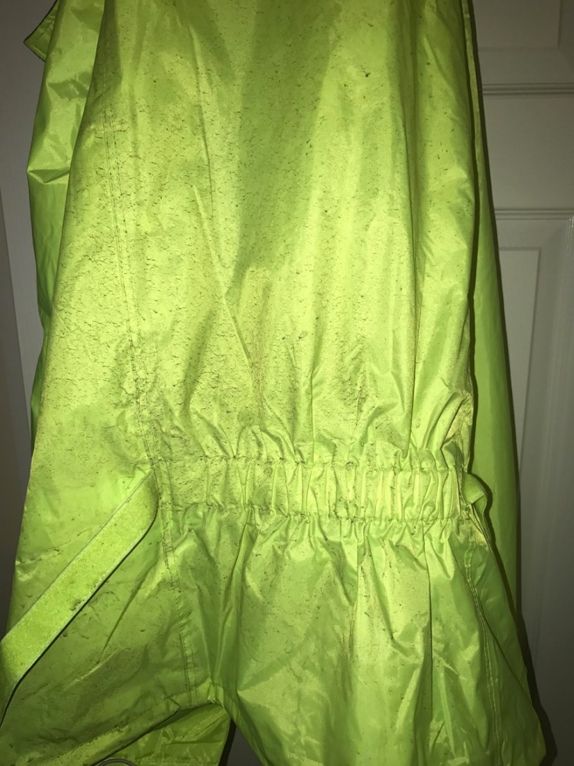 Oxford Rain Seal - Waterproof, high visibility and protective