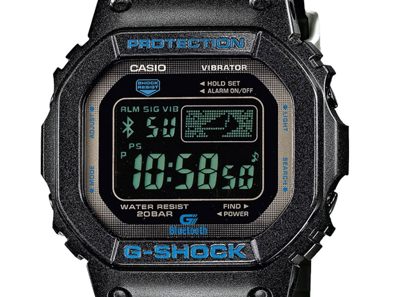 Casio GShock Bluetooth GB-5600AA