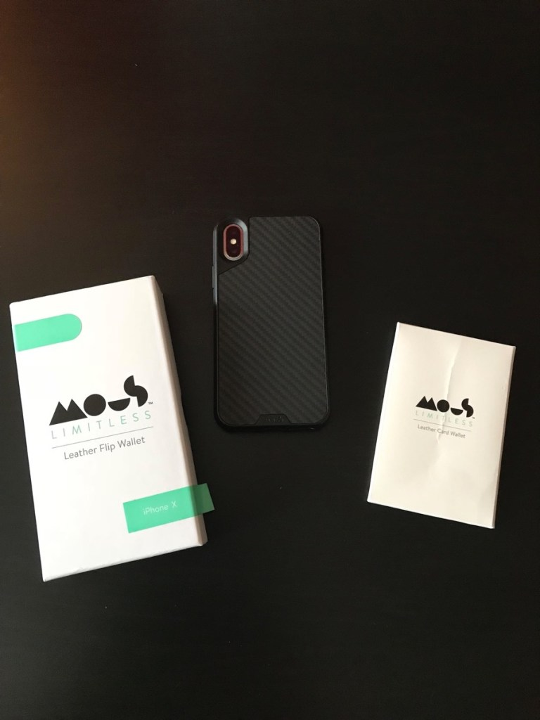 Mous Limitless iPhone X Accessories