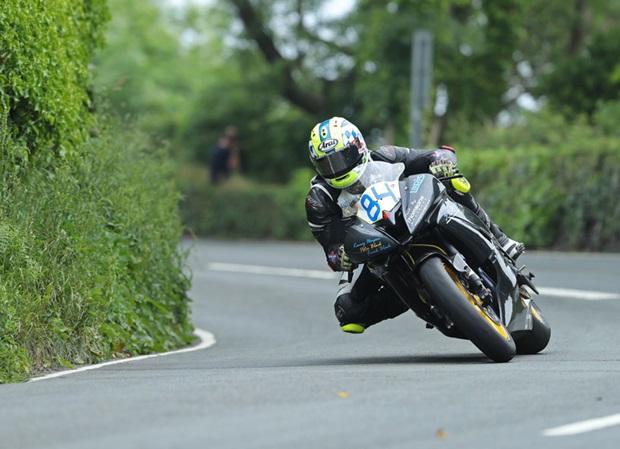 Adam Lyon killed at the Isle of Man TT Races on 04/06/2018