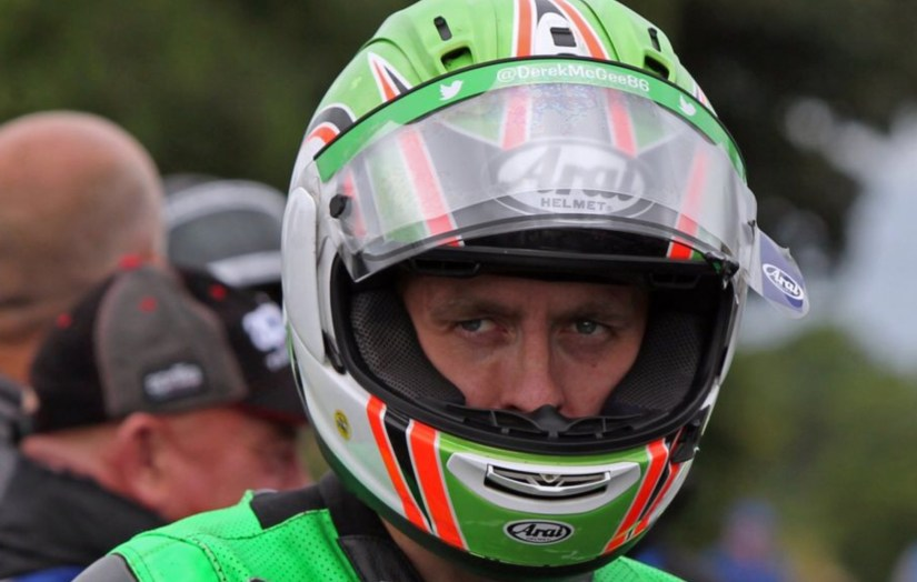 Derek McGee took four great wins at the 2018 Walstown 'Race of the South' Road Races