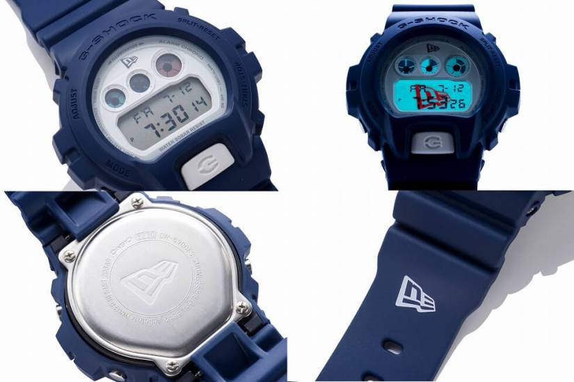 G-Shock x New Era DW-6900 Navy Watch 2016 (Japan)