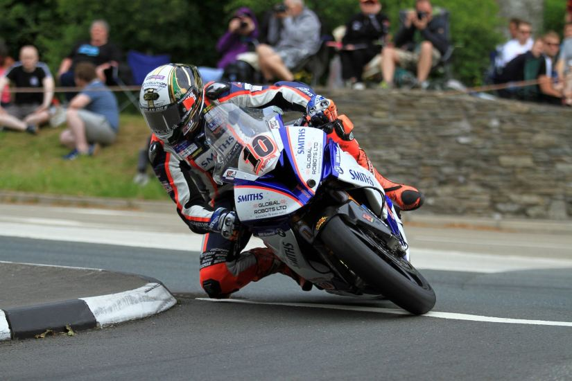 Peter Hickman Breaking Records at the 2018 Isle of Man TT