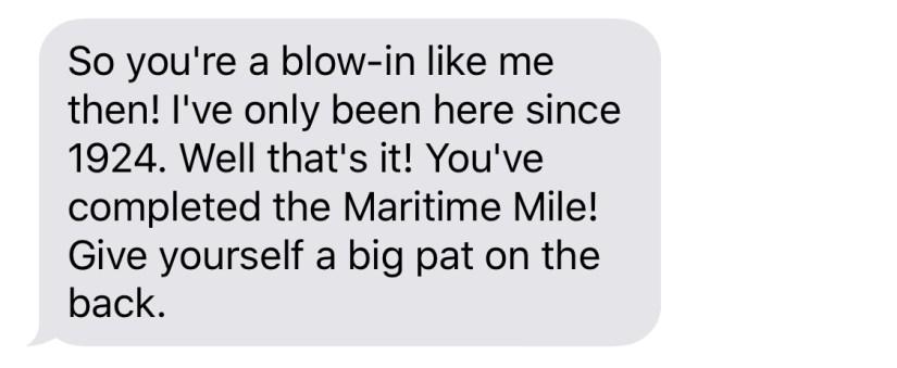 Maritime Mile Belfast