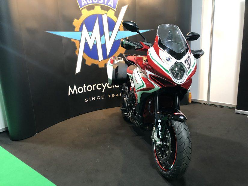 NI Motorcycle Festival 2019 : MV Augusta